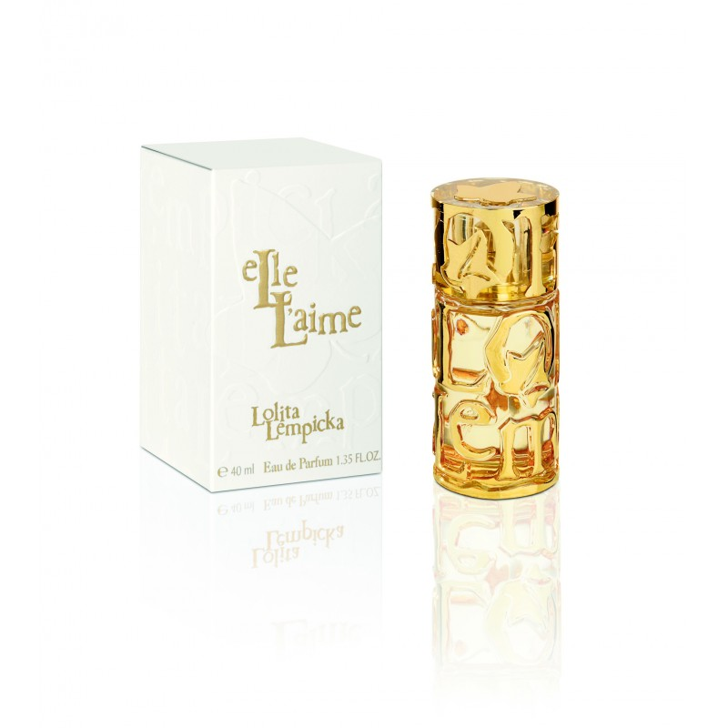 elle l 39 aime eau de parfum de lolita lempicka sur parfumerie en ligne. Black Bedroom Furniture Sets. Home Design Ideas