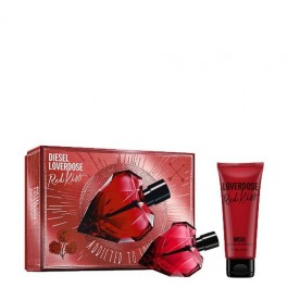 Coffret Loverdose Red Kiss - Eau de Parfum