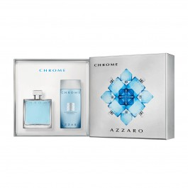 Coffret Azur Chrome