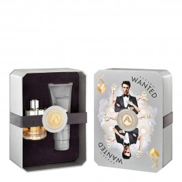 Coffret Wanted - Eau de Toilette