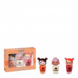 Coffret Trio vernis By Jeremy Scott