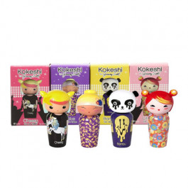 Coffret Mini Kokeshi By Jeremy Scott - Eau de toilette
