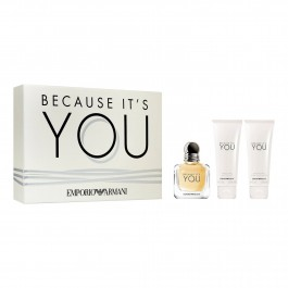Coffret  Emporio Armani Because It's You