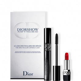 Coffret Diorshow Pump 'N' Volume HD - Mascara