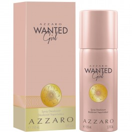 Azzaro Wanted Girl - Déodorant