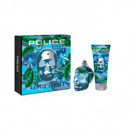 Police To Be Exotic Jungle Man - Eau de toilette